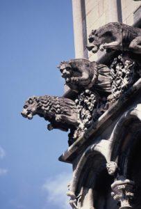 Chasse aux lions dans Dijon Centre historique de Dijon