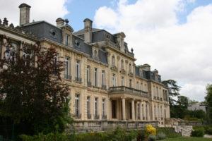 Découverte d'un château du XIXe siècle et de son parc Château de Bourran