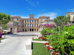 Visite gratuite du Château de Simiane Château de Simiane
