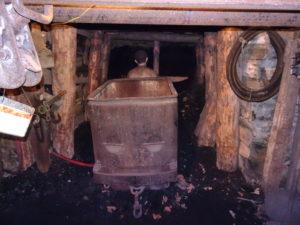 Visite guidée de la mine-témoin Château - Écomusée des Bruneaux