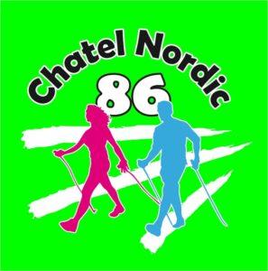 Chatel Nordic 86 Parvis du Musée de Châtellerault
