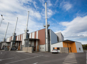 Ouverture au public de la Chaufferie Biomasse des Valendons Chaufferie biomasse de Dijon Métropole