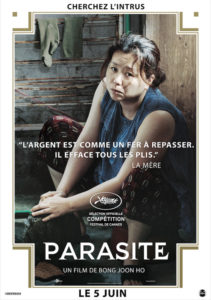 Palme d'or du festival de Cannes Cinéma L'Autan