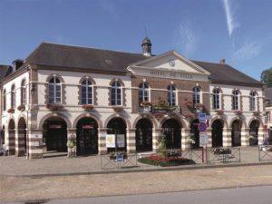 Circuit de Longny-au-Perche et de son patrimoine Mairie de Longny-au-Perche
