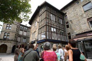 Circuits découverte du centre-ville Saint-Étienne Tourisme