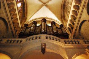 Concert Collégiale Saint-Barnard