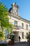 Concert de Jazz d'Harmonia Cour de l'Hôtel-de-Ville de Pontoise