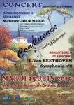 Concert symphonique église Saint Marceau