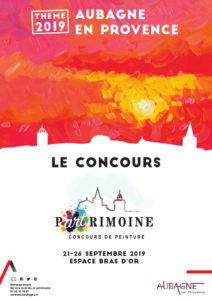 Concours Part'RIMOINE Salle du Bras d'Or