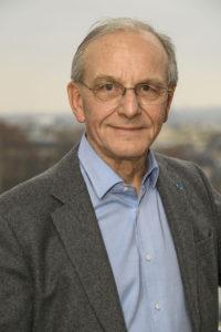 """Conférence d'Axel Kahn """"L'éthique dans tous ses états"""" LILLIAD Learning center Innovation"""