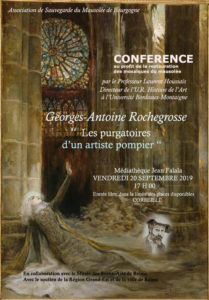 """Conférence """"Georges-Antoine Rochegrosse"""