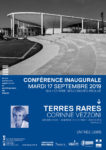 CONFÉRENCE INAUGURALE - TERRES RARES Centre des congrès Prouvé