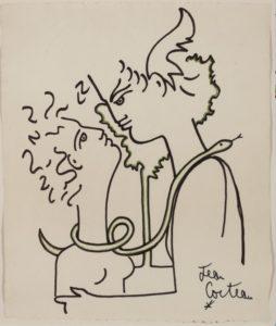 """Conférence """"La poésie du cinéma de Jean Cocteau"""" Musée Pierre-André Benoît"""