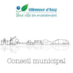 Conseil municipal Hôtel de ville
