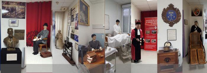 Visite guidée du musée d'histoire de la médecine à Marseille (Conservatoire du patrimoine médical) Conservatoire du Patrimoine médical - Hôpital Sainte Marguerite - Pavillon 3
