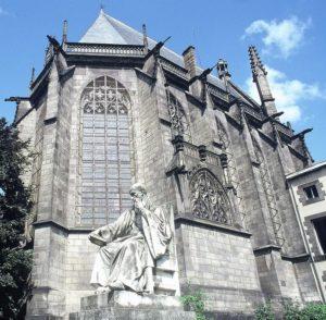 Cour d'Appel et Sainte-Chapelle Cour d'Appel de Riom