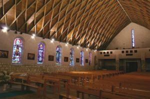 De l'art religieux des années 1930 Chapelle Saint-Étienne-Saint-Henri