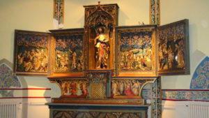 Découverte de la chapelle des Chevaliers de Malte Chapelle Saint-Jean
