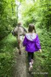 Découverte de la forêt avec 3 ânes .RDV sur le parking de la forêt de Galluis