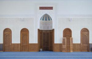 Découverte de la grande mosquée Grande mosquée de Reims