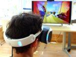 Découverte de la Réalité Virtuelle avec trois casques différents Médiathèque de Fougères