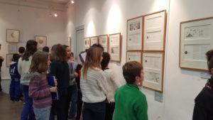 Découverte de l'artothèque départementale Archives départementales du Cantal