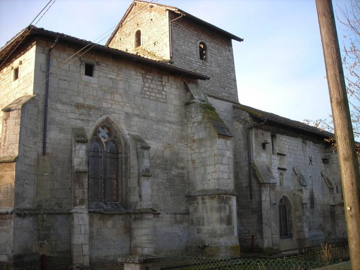 Découverte de l'église Saint-Evre Eglise Saint-Evre