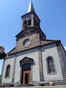 Découverte de l'église Sainte-Anne Église Sainte-Anne