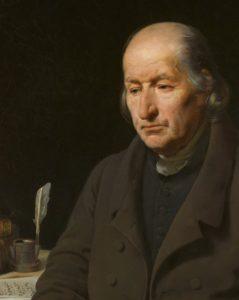 Découverte de portraits d'artistes du XVIIIe et du XIXe siècle Musée d'art et d'histoire de Melun