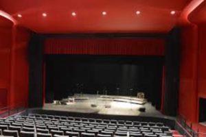 Découverte des coulisses du théâtre de Tarare Théâtre