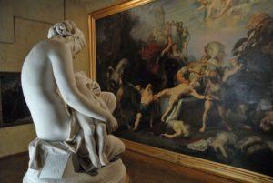 Découverte des œuvres sculptées Musée d'art et archéologie d'Aurillac