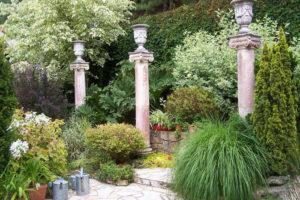 Découverte du Jardin des Arts Les Jardins du Gué