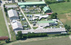 Découverte du patrimoine aéronautique européen Musée européen de l'aviation de chasse