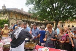 Découverte du patrimoine gastronomique de l'Ain Musée départemental de la Bresse - domaine des Planons