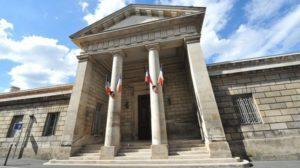Découverte du tribunal de Niort Palais de Justice