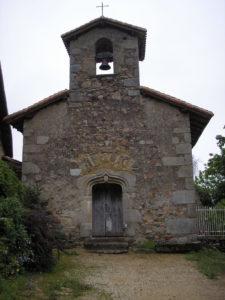 Découverte d'un petite église du XVe siècle Église Saint-Pierre-ès-Liens
