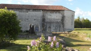 Découverte d'une église type de l'ordre de Grandmont Église Grandmontaine de Rauzet
