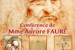 Découverte et échange autour de Léonard de Vinci par Aurore Fauré Médiathèque de Castres