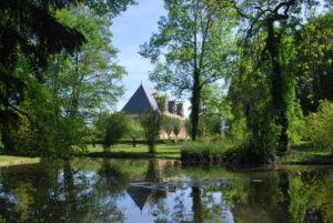 Découverte libre du pavillon des Ducs de Guise et de son jardin Château du Grand Jardin