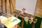 Dessiner le paysage (crayon et aquarelle). Jardin des Plantes