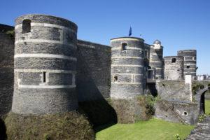 Ouverture gratuite du château d'Angers