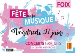 Ecole de musique de Foix // Orchestre d'Harmonie Varilhes-Foix place parmentier