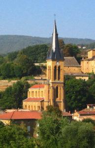 Visite libre de l'église Église Saint-Étienne