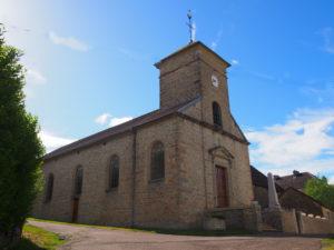Église de la nativité de Chevannay Église de Chevannay