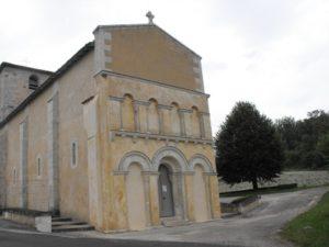 Visite libre de l'église Eglise de Saint-Félix