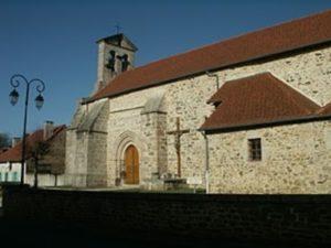 Visite libre de l'église du XIIIe siècle Église de Saint-Hilaire-Bonneval
