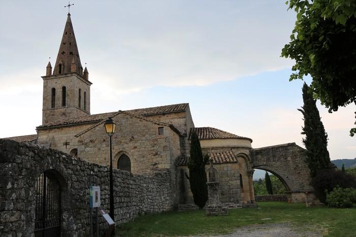 Eglise de Saint Julien du Serre - diocèse de Viviers 07 Eglise de Saint Julien du Serre