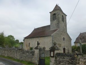 église de Saint-Simon