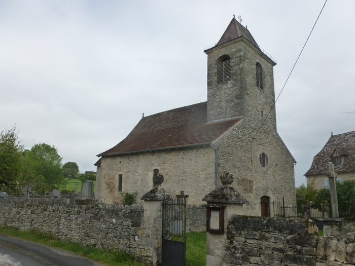 église de Saint-Simon