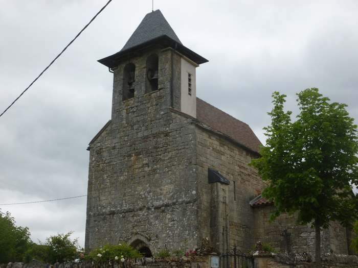 église de Sonac